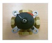 BENEKOV Armatura do výkonu kotle 25 kW DN 25, kv = 12 m3/h, LK841  79601