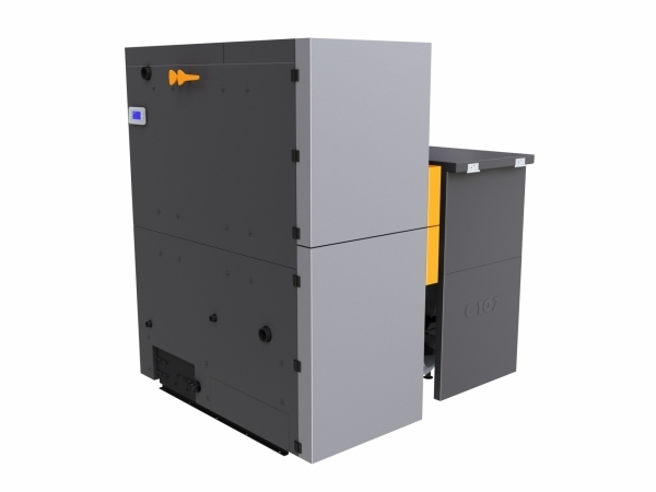 Automatický kotel na pelety BENEKOV R101, Climatix 2 (EkoDesign)