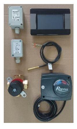 Benekov Paket 16K RADIO Touch