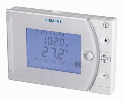 BENEKOV Pokojový termostat REV24DC